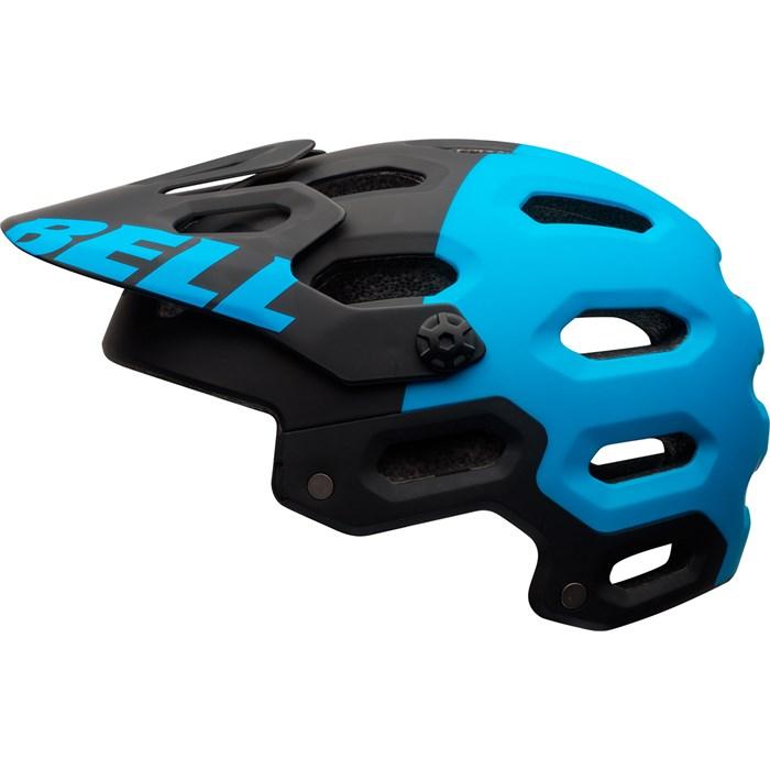bell-super-2-bike-helmet-matte-black-blue-aggression